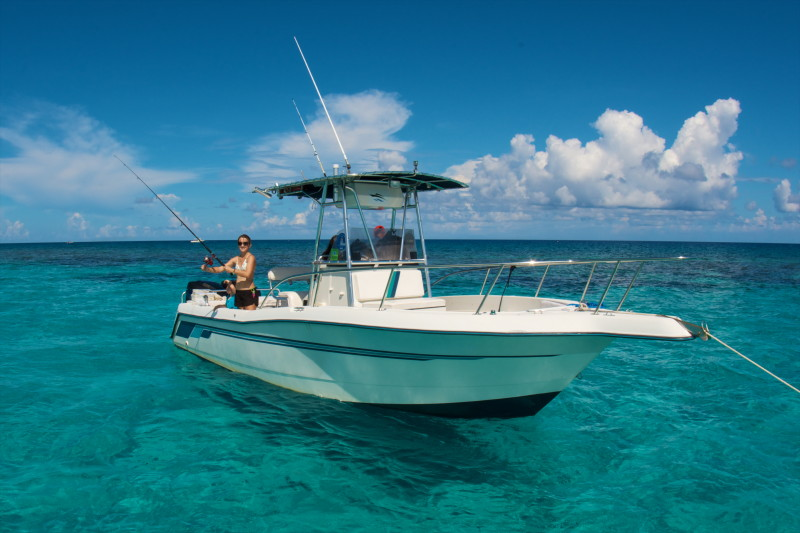 Photo gallery charter cayman for Fishing grand cayman